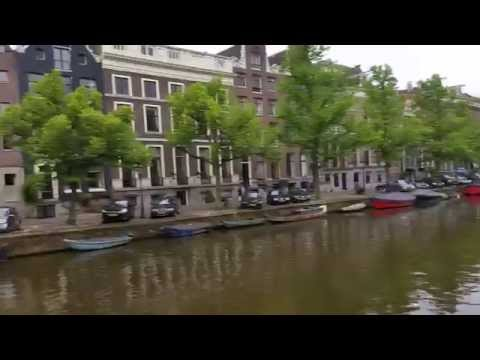 Amsterdam Canal Network 2015