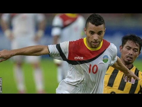 East Timor punished for changing birth certificates to hire Brazilian players