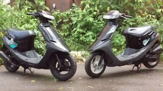 Короткий огляд Honda Dio AF 18 25