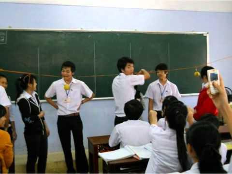 Lớp 28A3 - Trường Dự bị Đại học Trung Ương Nha Trang
