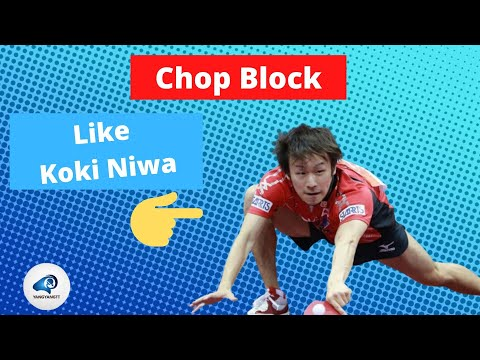 How To Play A Chop Block Like Koki Niwa