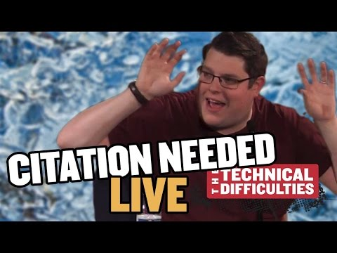 The Ice Block Expedition and Chainsaw Licenses: Citation Needed LIVE, Part 2