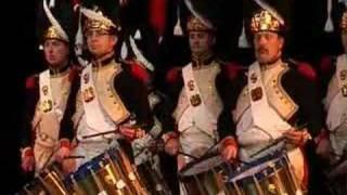 """Tambours BGHA """"La Marche Impériale"""" de  Charles Gourdin"""