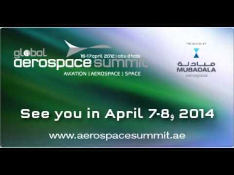 Business Aviation Leaders Outlook Audio, Global Aerospace Summit Abu Dhabi April 17th 2012