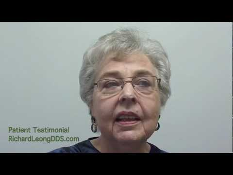 Implant Dentistry-Patient Testimonial-Dr. Richard Leong-Melbourne FL 32901