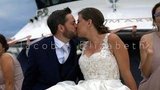 Getting Married Overlooking Lake Michigan | Jacob & Elizabeth | Wedding Film