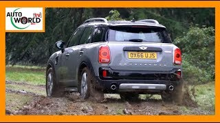 test drive all new mini countryman cooper sd all4 se all4 by autobild thailand