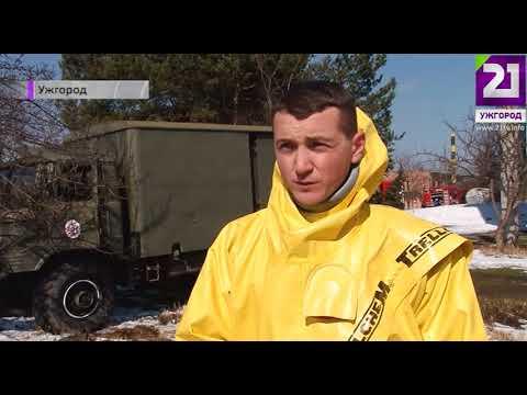 21 channel: Навчання рятувальників