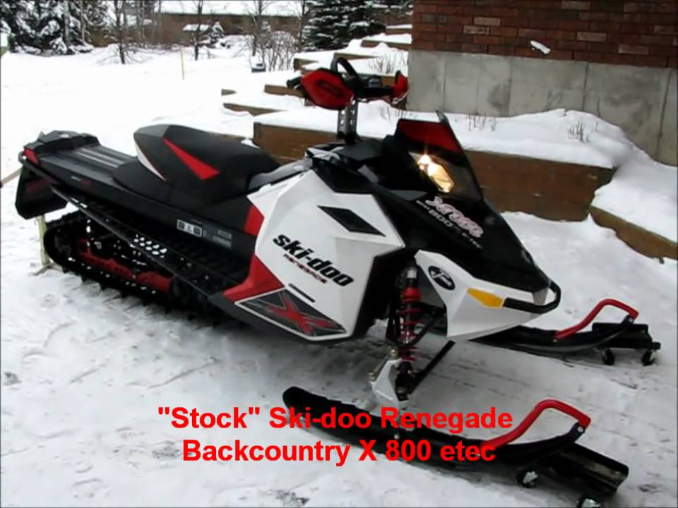 renegade bcx 800 etec stock to jaws can youtube. Black Bedroom Furniture Sets. Home Design Ideas