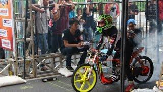 AHRS Drag Bike - Indonesia Drag Championship Wonosari Gunungkidul 2016