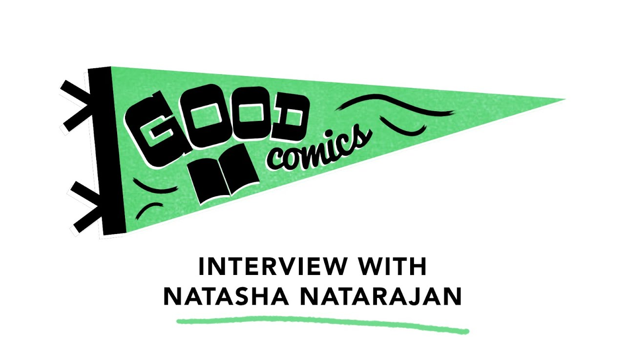 Exclusive interview with Natasha Natarajan!