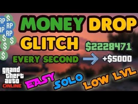 Patched - Gta 5 SOLO MONEY GLITCH 1,000 DOLLARS EVERY 2