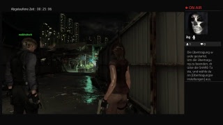 Lets play togehter Resident Evil 6 part 6 auf nach china