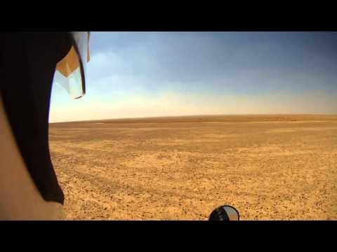 2014 KTM 690 Enduro R: The Eastern Desert