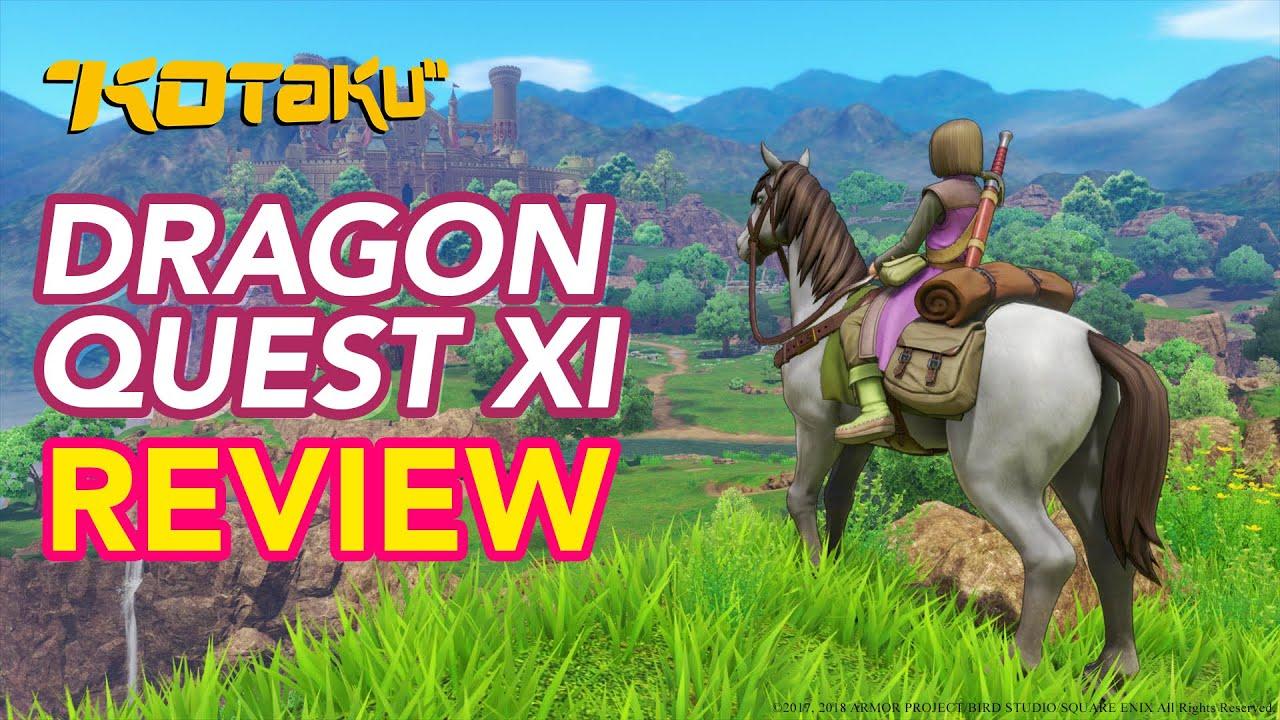 Dragon Quest XI: The Kotaku Review