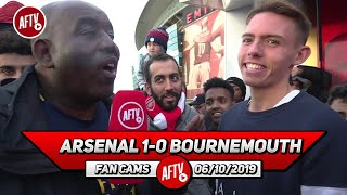 Arsenal 1-0 Bournemouth | Should Ozil Be In The Team? (Robbie Asks Fans) Ft Ty