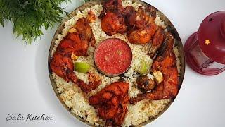 എളപപതതൽ ഒര മനത  Easy Arabian Mandi  How to make Mandi with house ingredients