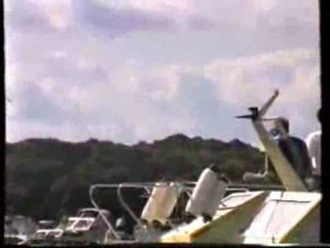 Saab JAS39 Gripen Crash 1993