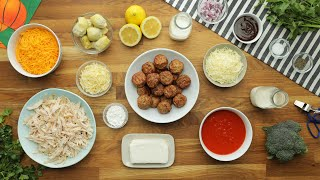 Game-Day Dips 4 Ways In 15 Minutes Or Less