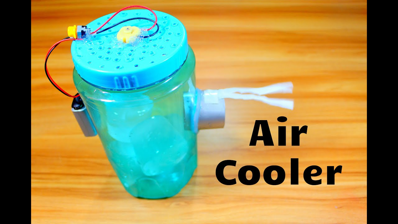 How To Make Air Conditioner At Home Easy Tutorials YouTube