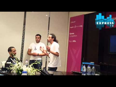 Imagine cup pan arab 2015 : Présentation T2 Back In Time