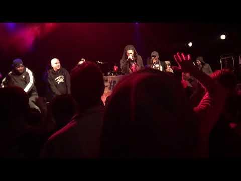 Youtube: Hip-Hop Momo @ La Clef – Freestyle Final (Driver, Cyanure, Vicelow, Hippocampe Fou…)