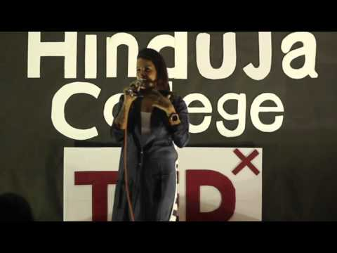 The chronicles of a software engineer turned singer! | Manasi Scott | TEDxHindujaCollege