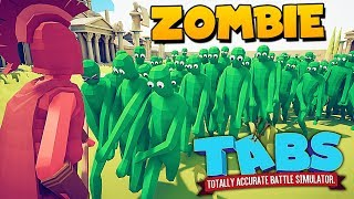 APOKALIPSA ZOMBIE! - NOWE JEDNOSTKI | TOTALLY ACCURATE BATTLE SIMULATOR PL