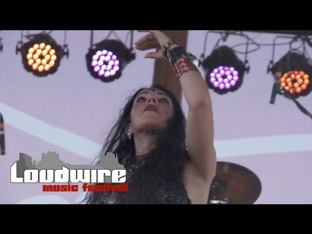 Vajra at Loudwire Music Festival
