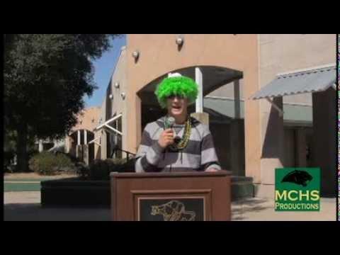 Maria Carrillo Video Announcements 9-20