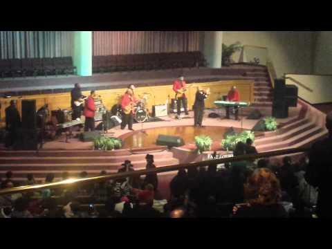 The Canton Spirituals 2015-6