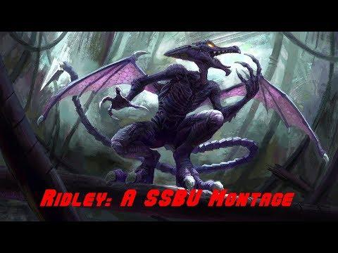 Never Too Big - A Ridley Montage (Super Smash Bros. Ultimate)