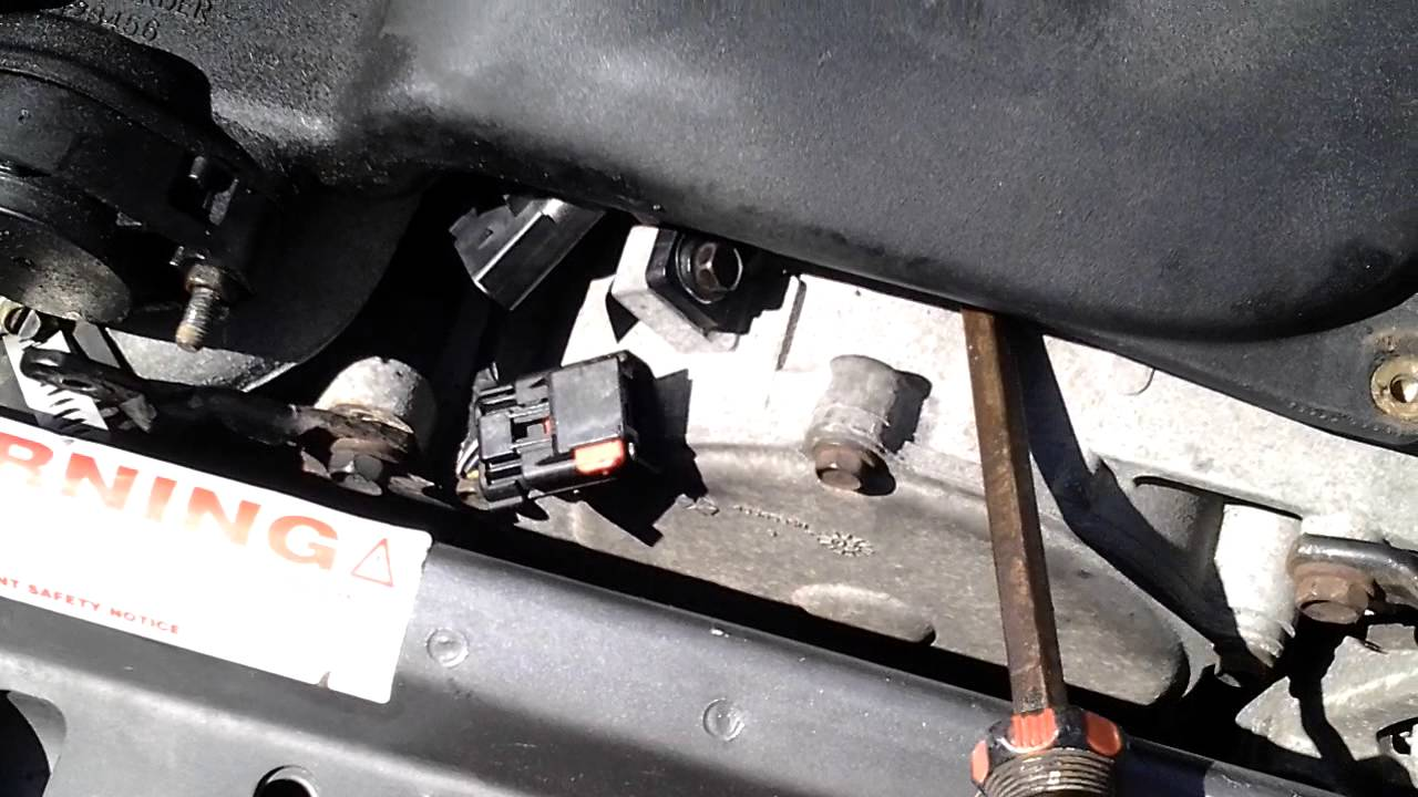 chrysler sebring cam sensor [ 1280 x 720 Pixel ]