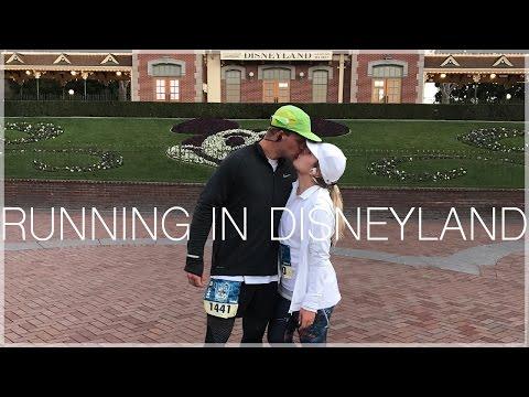 Disneyland Vlog & Star Wars Light Side Half Marathon   Conscience Coupable