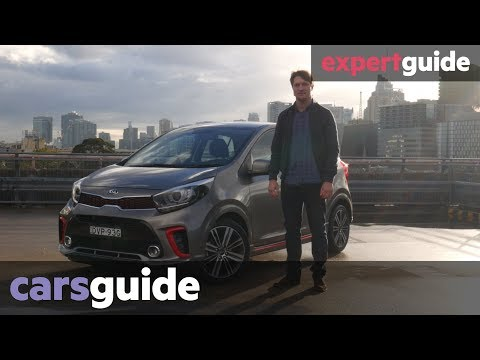 Kia Picanto GT-Line 2018 Review: Top 5 Reasons To Buy