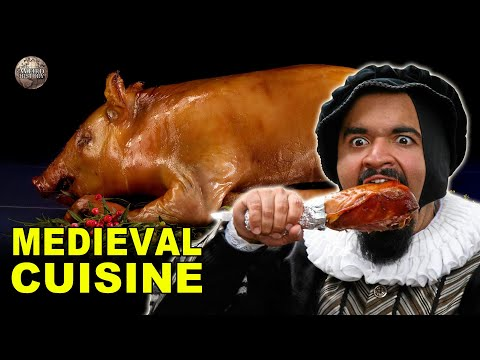What The Average Medieval Diet Was Like