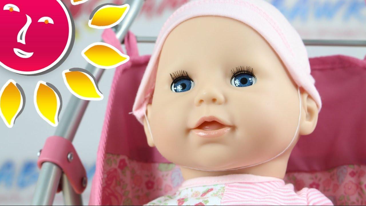 Baby Annabell Nauka Chodzenia - Lalka funkcyjna - Naucz ją ...