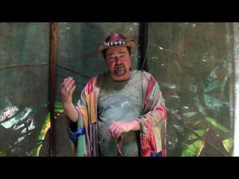 The Story Mountain Medicine Lodge tipi