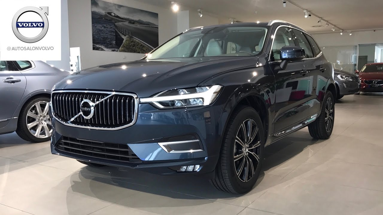 volvo xc60 39 18 d4 awd inscription exterior interior youtube. Black Bedroom Furniture Sets. Home Design Ideas