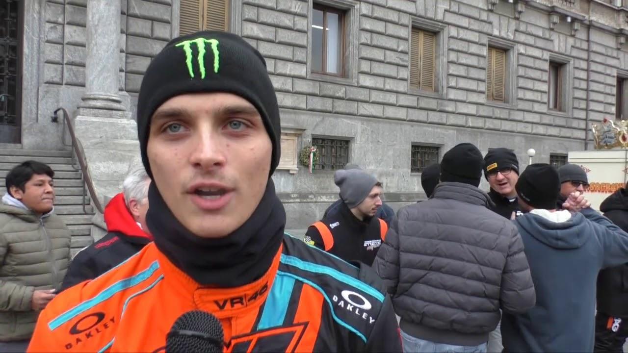 """Luca Marini: """"Rossi, aspettami in MotoGp"""" - YouTube"""