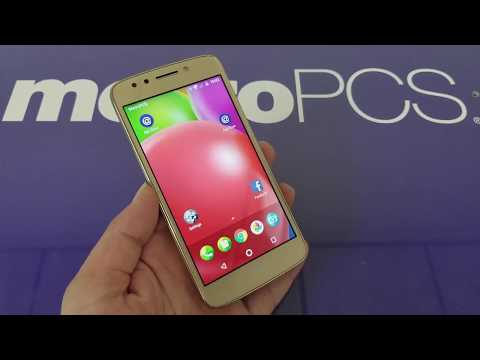 Motorola Moto E4 Full Review  For metroPCS