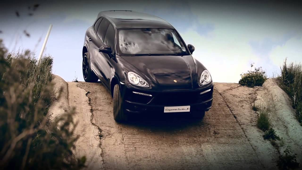 the porsche cayenne turbo s a sports car for every. Black Bedroom Furniture Sets. Home Design Ideas