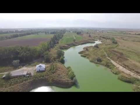 """Озеро """"Камышовый рай"""", около Алматы"""