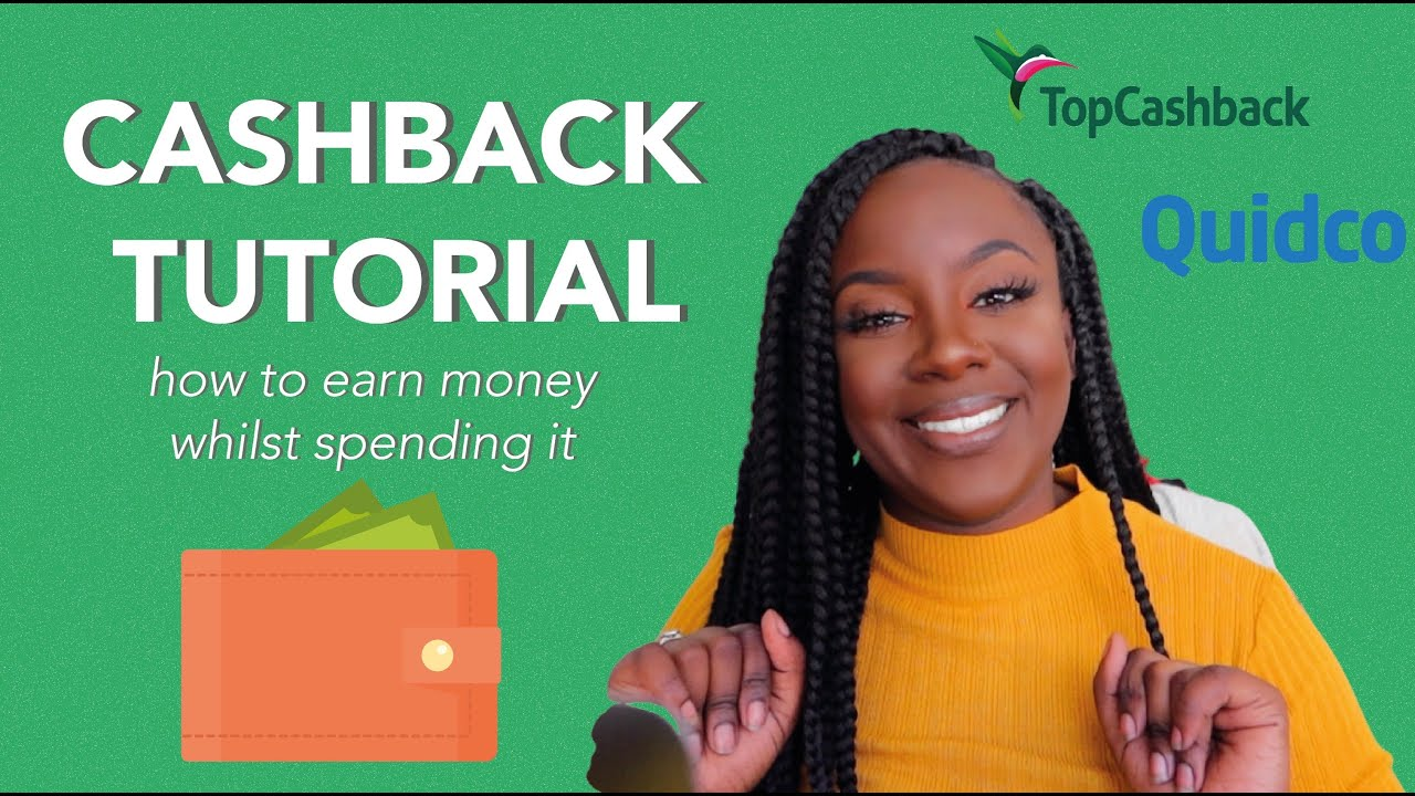 CASHBACK TUTORIAL - HOW TO EARN MONEY WHILST SPENDING IT | Pennies To Pounds TV