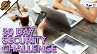 How to Spot a Phishing Email - Day 24 - 30 Day Security Challenge - TekThing