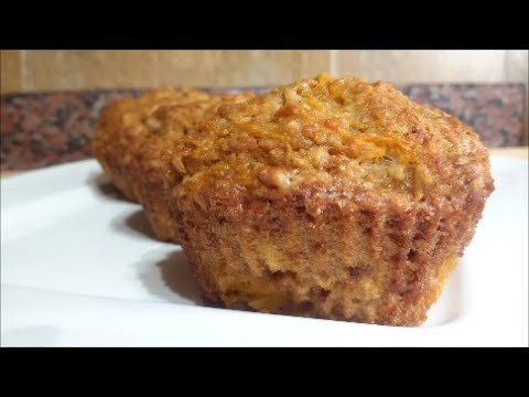 Carrot Apple Muffin Easy Recipe Make It Easy Recipes