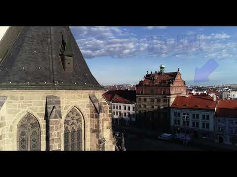 St. Bartholomew's Cathedral In Pilsen, Czechia
