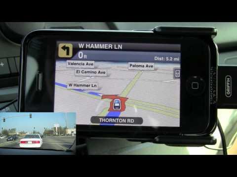 AT&T Navigator powered by TeleNav