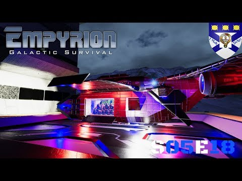 "Empyrion Galactic Survival (S05) -Ep 18 ""Battlefield 1"" -Multiplayer ""Let's Play"""