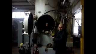 видео Работа, вакансии - термист на печах